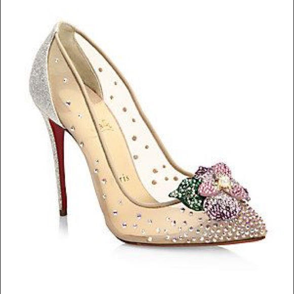 new concept dc06f 3b62d Christian Louboutin Feerica Reta Studded pumps